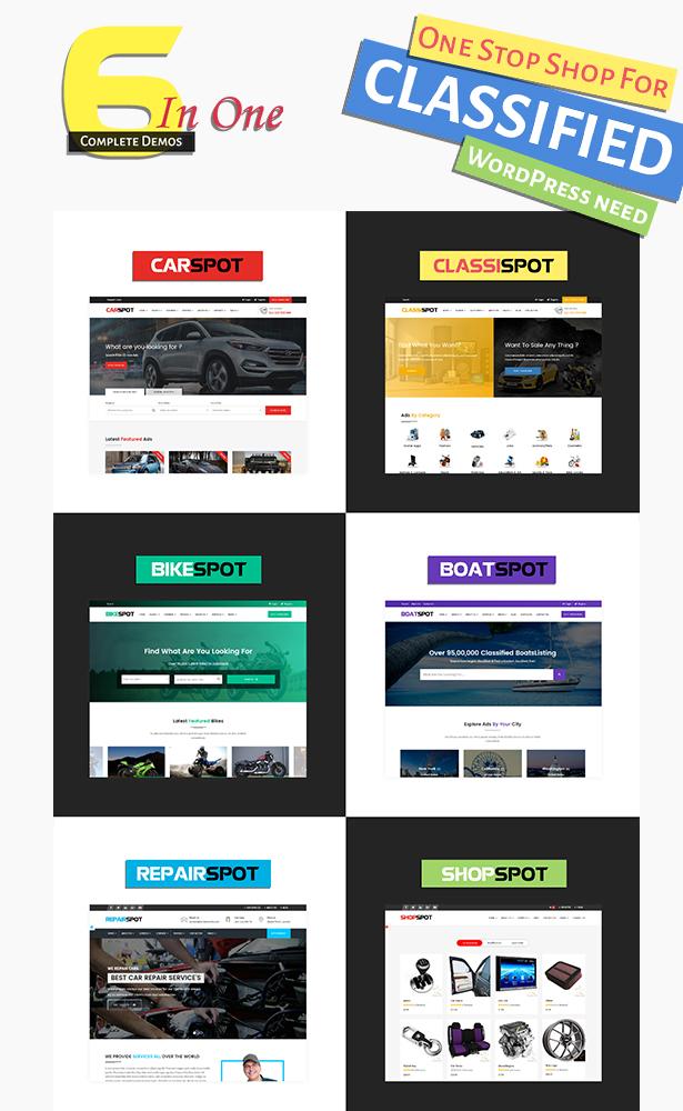CarSpot - demos image