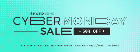 cyber monday sale 50 % off on AdForest