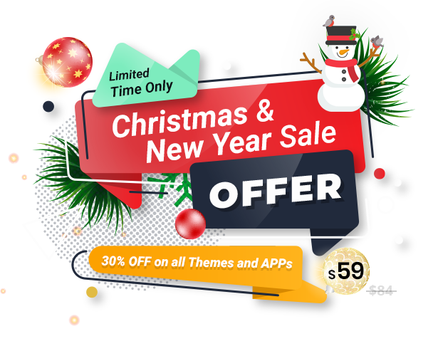 ios app winter sale promotion